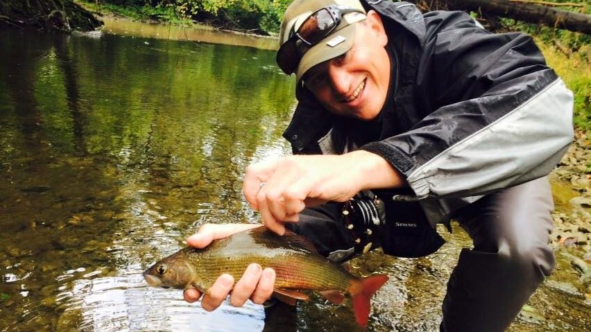 Galvin guiding for Denver fly fishing guides