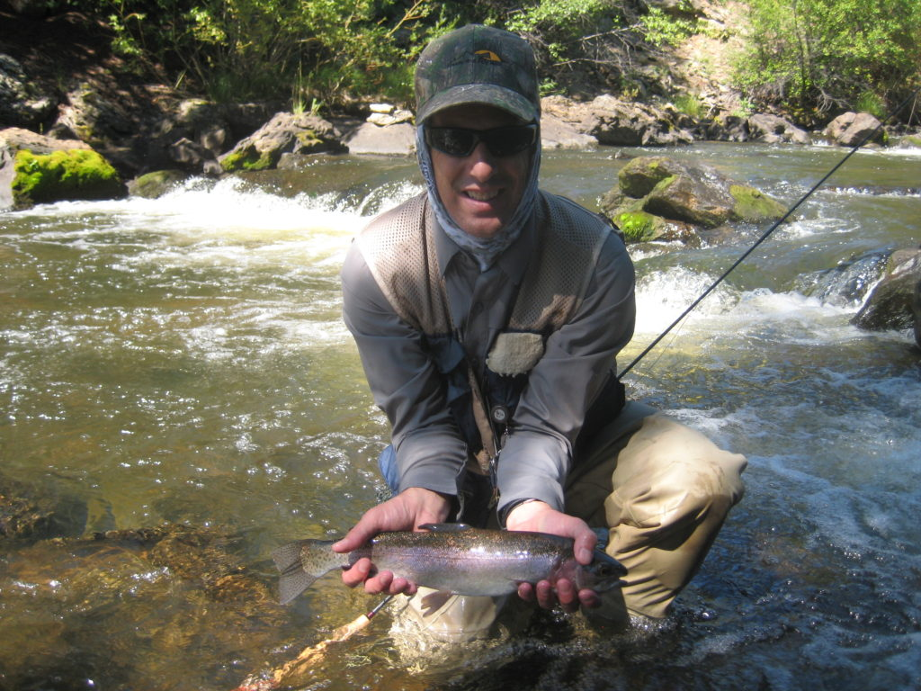 Weekend Fly Fishing Trip Report 8 19 20 Galvin Guiding