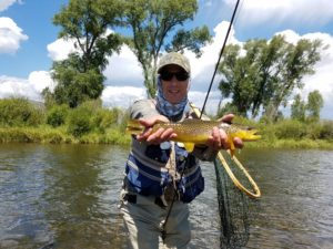 Weekend Fly Fishing Trip Report 8/19-20 – Galvin Guiding